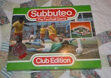 VINTAGE SUBBUTEO CLUB EDITION GAME 60140