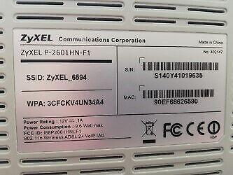 Router, zyxel, Perfekt