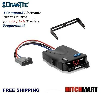 I-Command Electronic - Proportional Draw-Tite 5535 Trailer Brake Control