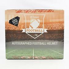 2020 HIT PARADE AUTOGRAPHED FS FOOTBALL HELMET DIAMOND EDITION BOX - SERIES 2