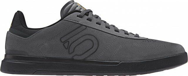Five ten Sleuth DLX zapatos gris Six Core Negro Mate oro-Casual MTB BMX