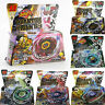 Masters Fight Beyblade Stadium Fusion Metal Top Rapidity 4D System + Launcher