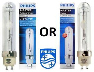 (1, 2, 6, 12 Ou 24 Pack) Philips Master Color Cdm 315 W Lampe (3100k Ou 4200k)-afficher Le Titre D'origine Avec Une RéPutation De Longue Date