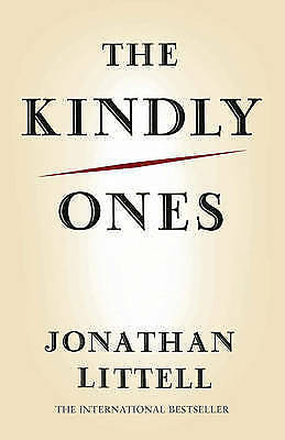 Excellent, The Kindly Ones, Jonathan Littell, Book