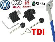 VW Audi Skoda Ford TDI PD Engine Crankshaft Timing Lock Tools Tensioner Wrench