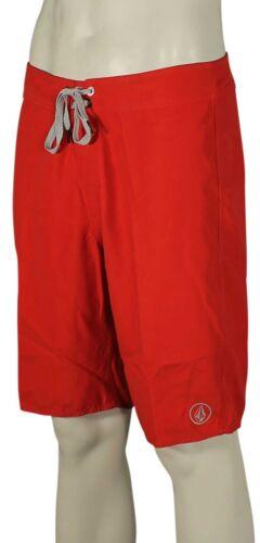 Volcom 38th Street Boardshorts New Red