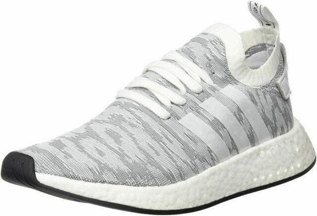 Original Herren Adidas nmd_r2 Primeknit NMD r2 Turnschuhe by9410 RRP £ 179.99