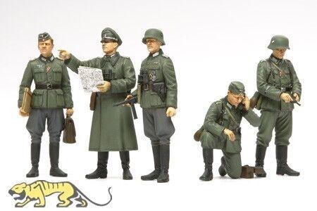 Tamiya 35298 1:35 Deutsche Offiziere im Feld