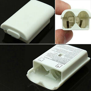 For-Xbox-360-Wireless-Controller-AA-Battery-Pack-Back-Case-Cover-Holder-Shell