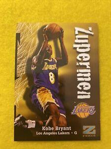 1997-98 Z-Force Kobe Bryant #195 HOF 2nd Year Zupermen
