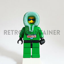 LEGO Minifigures - 1x arc008 - Arctic Worker - Arctic Expedition Omino Minifig