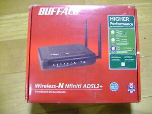 BUFFALO-Wireless-N-Nfiniti-ADSL-Wireless-Broadband-Modem-Router-G300N