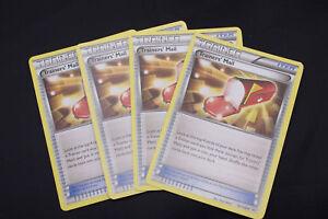 4x-entrenadores-correo-92-108-Pokemon-TCG-XY-Roaring-Skies-Entrenador-Conjunto-de-Juego-de-4