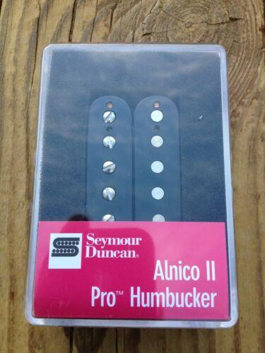 Brand New! Seymour Duncan APH-1b Alnico II Pro Humbucker Pickup Bridge Black