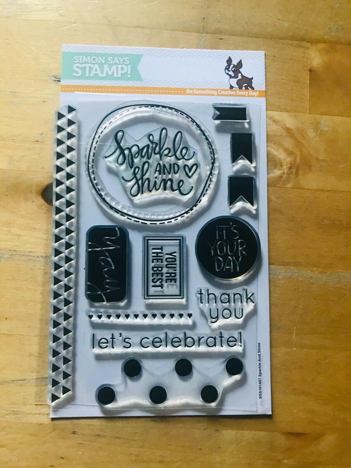 Simon Says Stamp Eliza And Kate Snowflake Craft Dies Postage For Sale Ebay