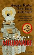 BUY 2 GET 1 FREE How to Marry a Millionaire by Suzanne Forster (1997, Paperback)