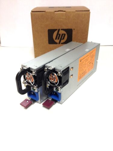 HP 750W POWER SUPPLY HSTNS-PD29 643955-101 643932-001 660183-001 LOT OF 2