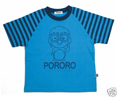 Pororo Animation Characters Sweet T-Shirt CROWN