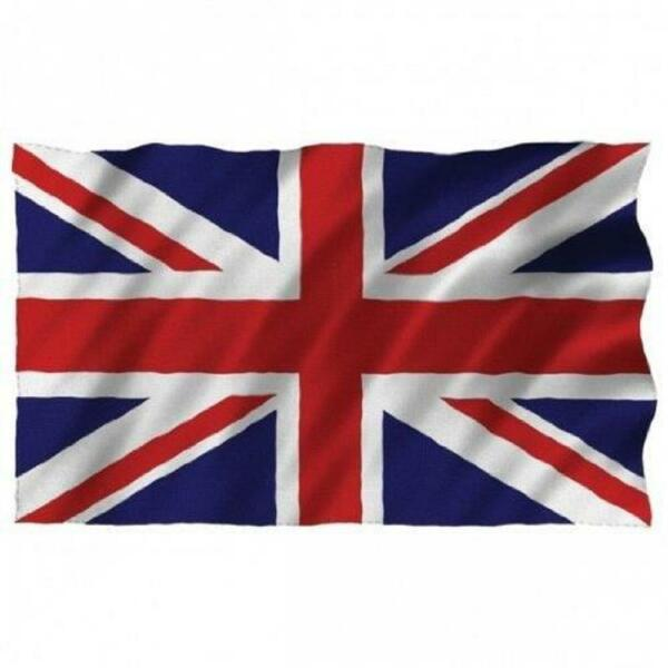 100% Vero Drapeau Royaume-uni ,angleterre,england 150x90cm