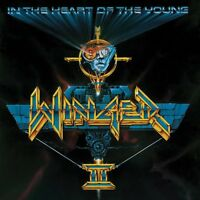 Winger - In The Heart Of The Young [new Cd] Uk - Import on Sale