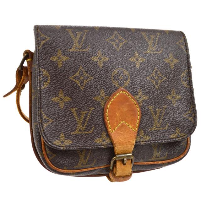 Louis Vuitton Cult Sierre Pm M51254 Monogram Shoulder Bag For Sale Online Ebay