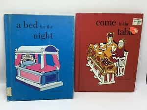 Come to the Table / A Bed for the Night - Nancy A. Record lot  - History of