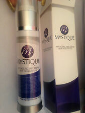 50ml MYSTIQUE anti aging wrinkle face & neck cream SEALED ANTIOXIDANTS vitamin c