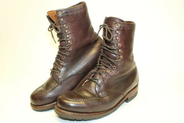 Timberland Mens 9 Earthkeepers Leather Blake Winter 2012 Lace Work Ankle Boots