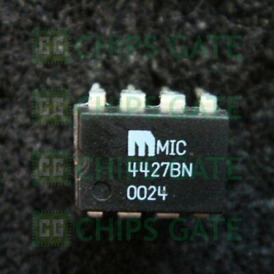 5PCS ICL7667CPA  Encapsulation:DIP-8,Dual Power MOSFET Driver