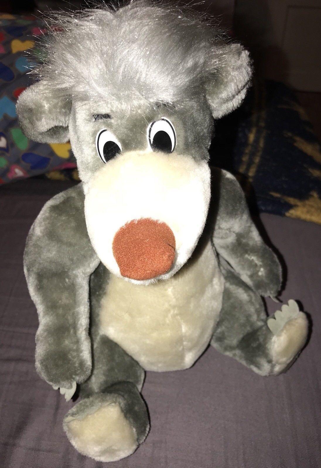 Baloo Plüschfigur Plüschfigur Baloo ca. 28 cm groß 2e72a9