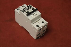 ETA-91H2210-10A-2-pole-10A-240-45V-Circuit-Breaker-Used