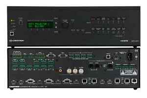 Crestron Dmps 300 C Digital Media Presentation System 300