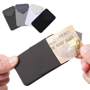 Elastic-Mobile-Phone-Wallet-Credit-ID-Card-Holder-Adhesive-Pocket-Sticker-Case