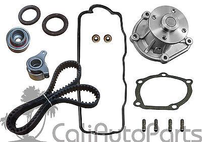 87-94 Toyota Tercel 1.5L SOHC 3E 3EE Timing Belt KIT Water Pump & Gasket
