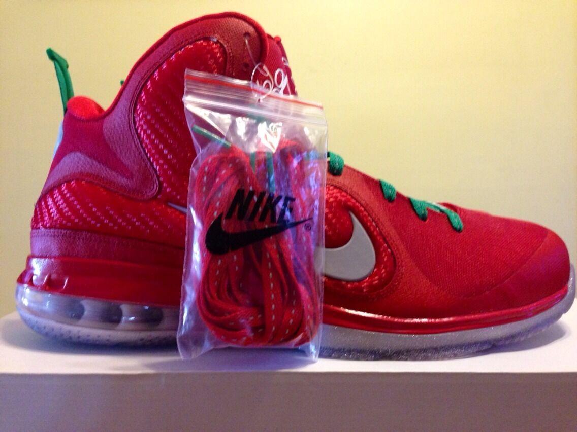 Nike Lebron 9 Christmas Size 13
