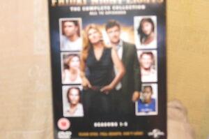 Friday-Night-Lights-Series-1-5-DVD-Nuevo-Sellado-de-Fabrica