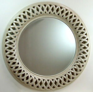 image is loading - Round Wall Mirror