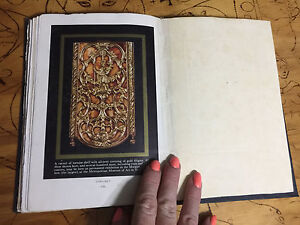 Rare-One-Off-Hand-Bound-Book-Art-Plates-from-The-Coronet-1936-1937
