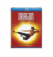 Dragon: The Bruce Lee Story [blu-ray] Free Shipping
