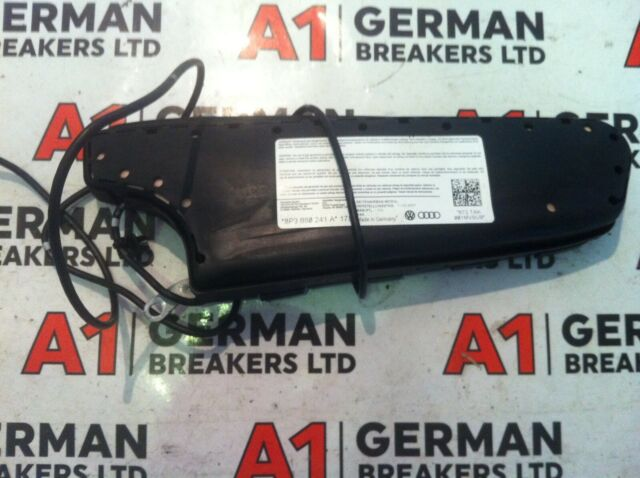 AUDI A3 MK2 8P NSF LEFT NEARSIDE FRONT SEAT AIRBAG 1T0 880 241 A 1T0880241A