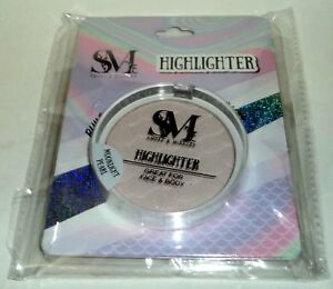 SMOKE-amp-MIRRORS-Highlighter-Great-For-Face-amp-Body-MOONLIGHT-PEARL-NIP