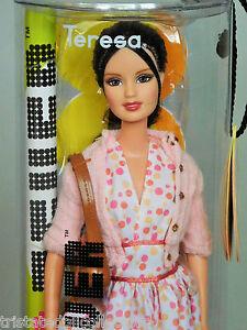 TERESA FASHION FEVER 2005 Barbie Doll (Polka Dot Soho/50s ...