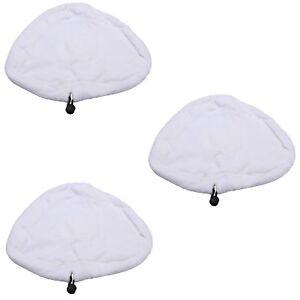 3x-Mopa-de-Microfibra-Vapor-Pano-Limpieza-para-Efbe-Schott-12-EN-1-LIMPIADOR