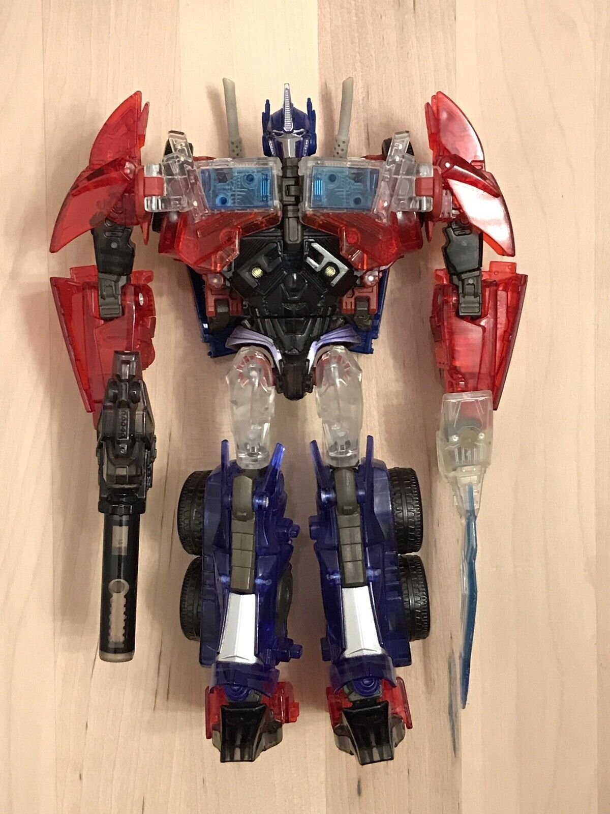 Tokyo Toy Show 2012 Transformers Prime First Edition Shining Optimus Prime