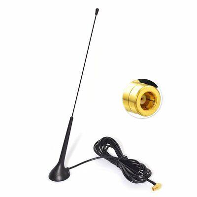 GPS ANTENNE mit MCX Stecker f/ür Auto Radio NAVI Modellbau 3m Kabel Magnetfu/ß