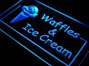 j723-b-Waffles-Ice-Cream-Cafe-Shop-Neon-Light-Sign
