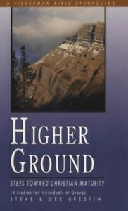 Details about Higher Ground: Steps toward Christian Maturity (Bible Study  Guides)