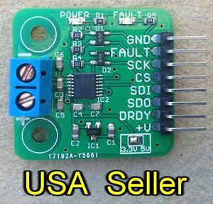 MAX31856-thermocouple-breakout-board-for-3-3V-systems-MAX31855-upgrade