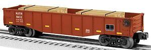 Production Arrêtée 2012 6-26696 Nj Transit Wagon #9412 Avec Bois Attaches En Box