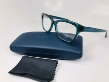 14d6d2c699d item 4 New Cole Haan CH5014 320 Crystal Teal Eyeglasses 50mm with Case    Cloth -New Cole Haan CH5014 320 Crystal Teal Eyeglasses 50mm with Case    Cloth